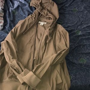 H&M jacket with a hood